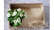 Duża skrzynka na zioła i kwiaty